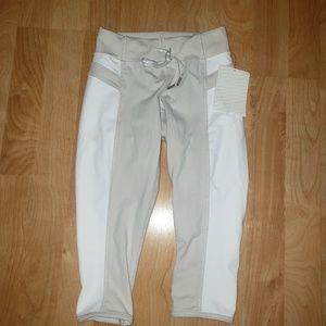 Lululemon Women's XXS 2 Heat it up Crop pant